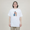 Butter Goods Round Beat Tee (White)