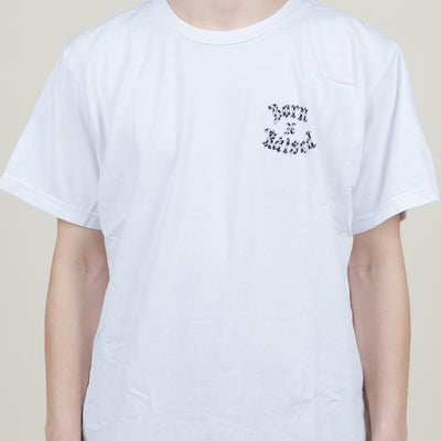 Born X Raised Nightstalker Tee (White)