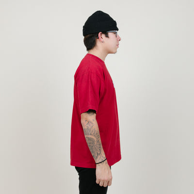 NewJackCity Box Logo (Dark Red)