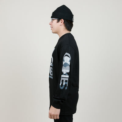 Cookies Team Longsleeve (Black)