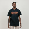 Thrasher Flame Halftone Tee (Black)