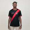 Thrasher Futbol Jersey (Black/Red)