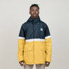 Helly Hansen Rain Jacket (Navy/Yellow)