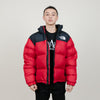 The North Face Men's 1996 Retro Nuptse Jacket (Red/Black)