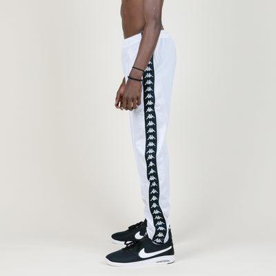 Kappa 222 Banda Astoria Slim (White/Black)