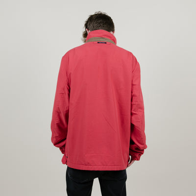 Vintage Nautica Jacket (Red)
