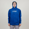 WKND Shut Up Hoodie (Royal Blue)