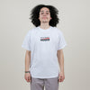 Central Bookings Intl. Service Logo Tee (White)