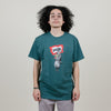 Icecream Master Tee (Mallard Green)