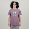 Icecream Stomp Tee (Grape Shake)