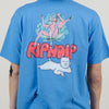RipNDip Cherry Blossom Tee (Light Blue)