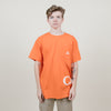 Carrots x Jungles Logo Pocket Tee (Orange)