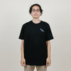 Born X Raised Flag Tee (Black)