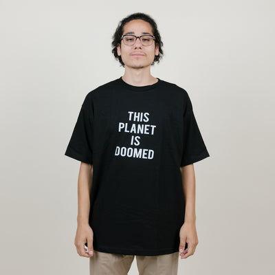The Killing Floor Doomed Tee Black