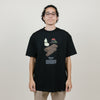 Snack Hashish Tee (Black)