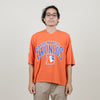 Vintage Broncos Tee (Orange/Blue)