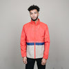Stussy Nylon Warm Up Jacket (Red)
