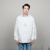 Stussy Nylon Pop Over Jacket (Off White)