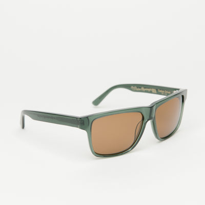 PalmSpringsWA Tieton Drive w/ Brown Polarized Lens (Polished Green)