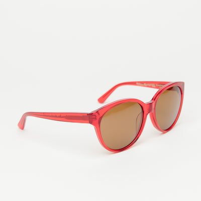 PalmSpringsWA Summitview w/ Brown Polarized Lens (Cherry Red)