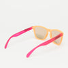 Oakley Frogskin Sunglasses (Blacklight Orange/Pink/Pink Iridium)