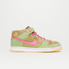 Nike SB Dunk Mid Premium (Light Umber/Watermelon)