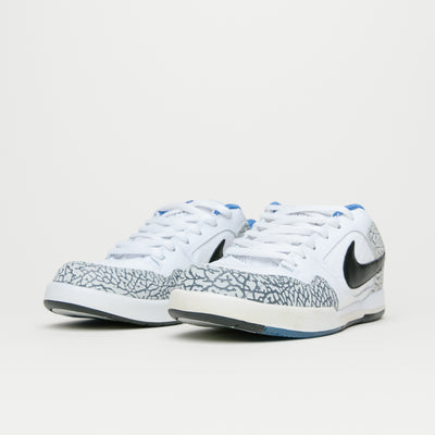 Nike SB Paul Rodriguez 2 Premium (White/Blue/Black)
