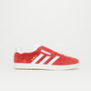 Adidas Gazelle Super (Red/Vintage White/Gold)