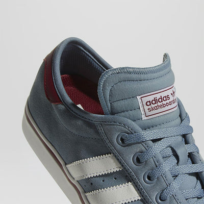 Adidas Adi-Ease Premiere (Coral Blue/Maroon)