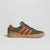 Adidas Busenitz Vulc (Green/Orange)