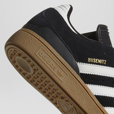Adidas Busenitz (Black/Run White/Metallic Gold)
