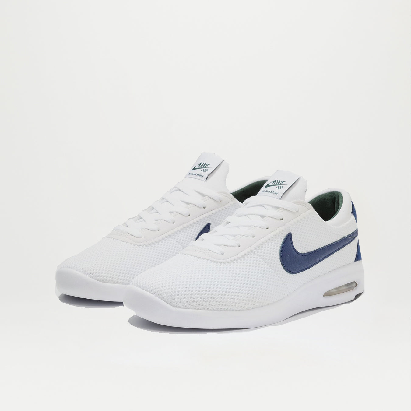Nike SB Air Max Bruin VPR TXT (White Blue Void-Midnight Green ... 8490cdf5c
