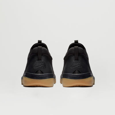 Nike SB Nyjah Free (Black-Gum/Light Brown) $95.00