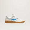 Nike SB Nyjah Free 2 (Summit White/Gum Light Brown/Light Photo Blue)