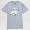 Cookies SF On The Bloc Tee (Heather Grey)