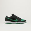 Nike SB Dunk Low Pro (Black/Pine Green-Black-White) $90