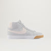 Nike SB Blazer Mid (Photon Dust/Light Cream-White)