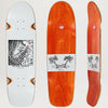 Polar Shin Sanbongi Freedom White Surf 8.75