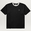 Polar Ringer Tee (Black)