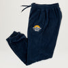 Quarter Snacks Fleece sweatpants (Navy)