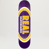 Real Team Dual Ovar 8.38 Skateboard