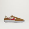 Nike SB Team Classic (Golden Beige/University Red) $65.00