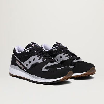 Saucony Azura (Black/Grey)