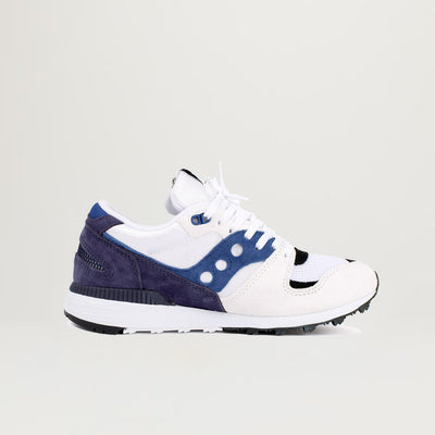 Saucony Azura (White/Navy/Blue)