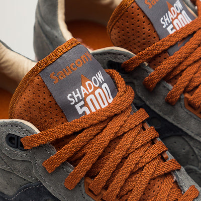 Saucony Shadow 5000 Weathered (Steel/Rust)