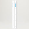 Santa Cruz Slimeline Rails (White)