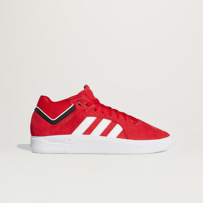 Adidas Tyshawn (Scarlet/Cloud White/Core Black)