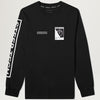 The North Face Steep Tech L/S Tee (TNF Black)