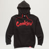 Cookies Thin Mint Fleece Hoodie (Black/Red)