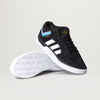 Adidas Tyshawn (Black/White/Blue)